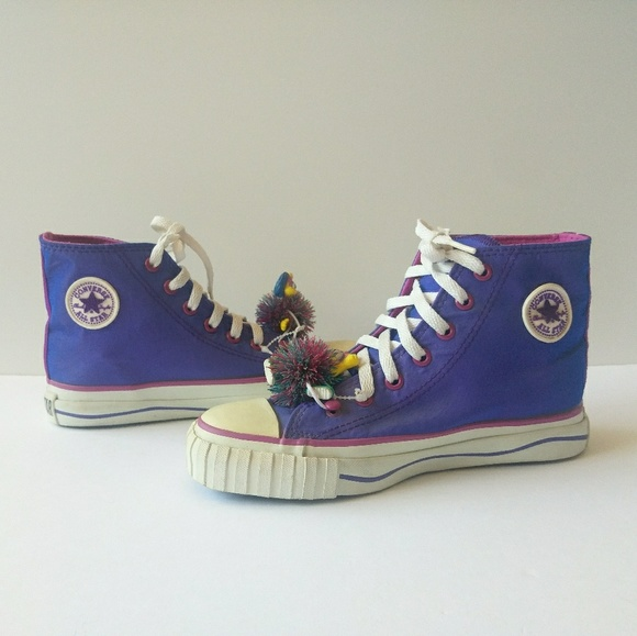 f764be95b77c Converse Other - Vintage Koosh Converse All Star High Top Sneakers